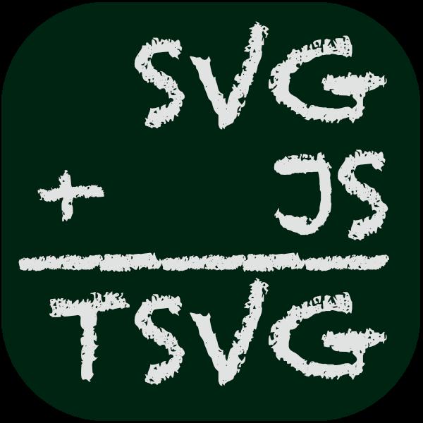 SVG + JS = TSVG